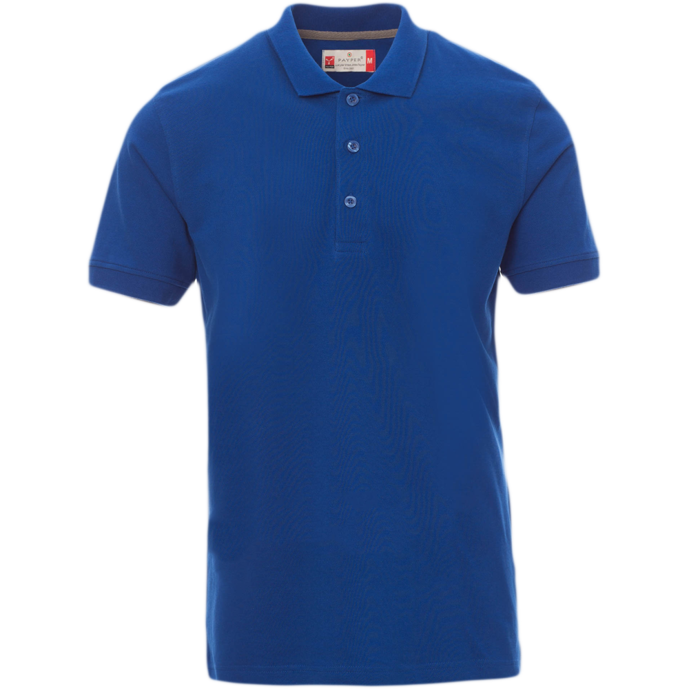 Polo Deluxe Bleu Royal Bleu
