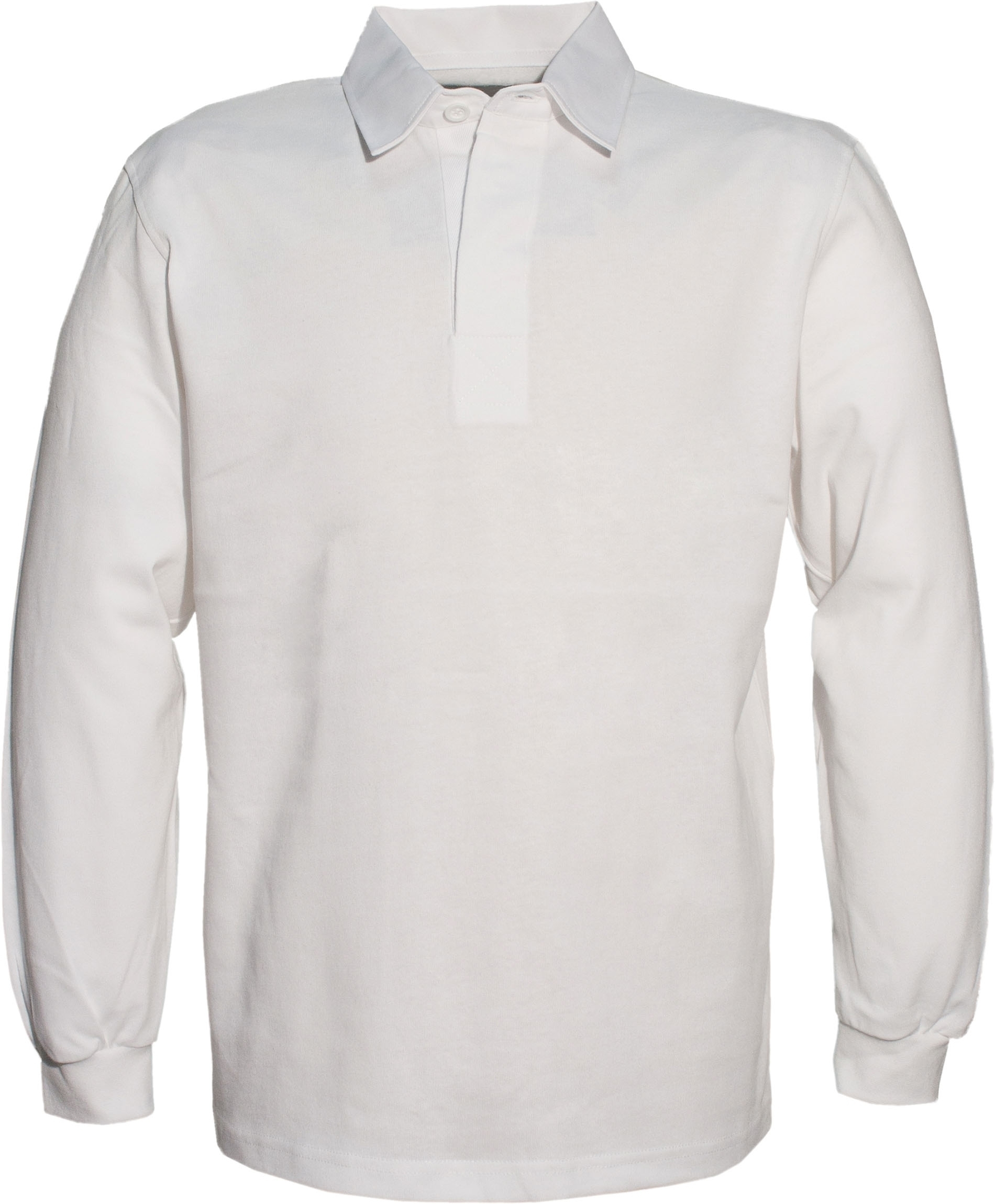 Polo Rugby Deluxe Blanc Blanc