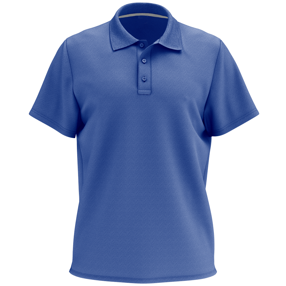 Polo Venice Bleu Royal Bleu
